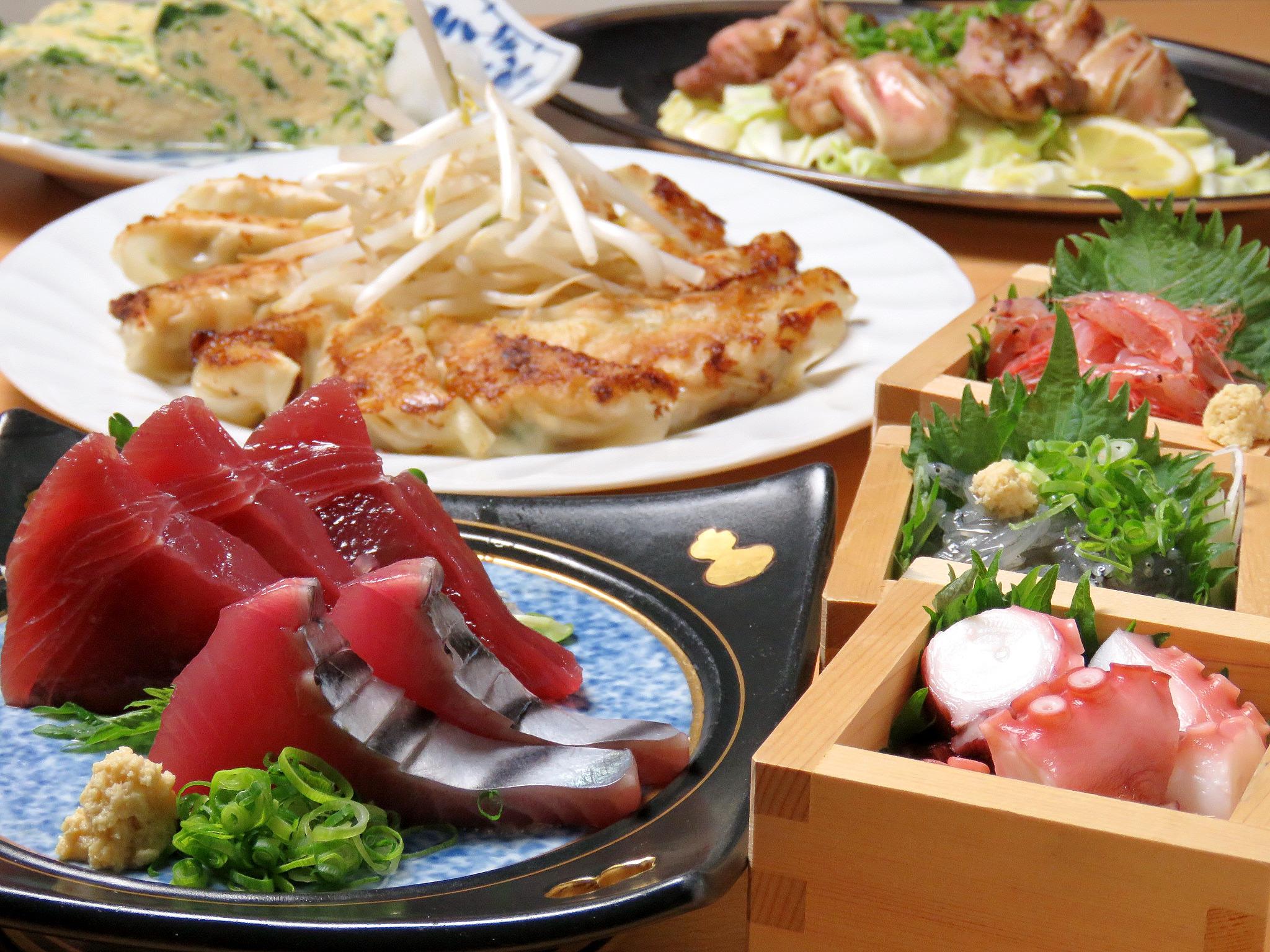 画像:遠州郷土料理 黒フネ/Enshu local cuisine Kurofune