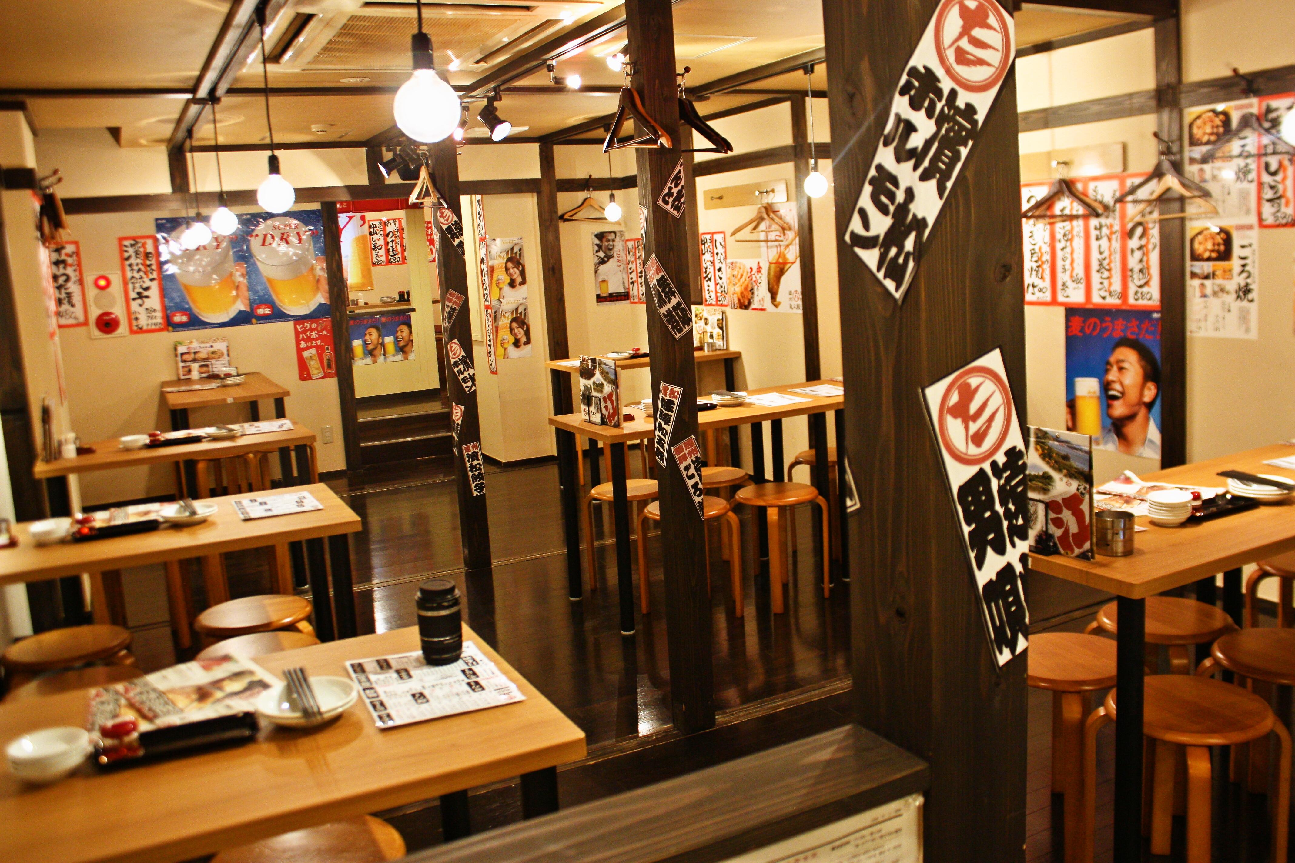 画像:濱松たんと有楽街店/Hamamatsu-tanto Yurakugai store